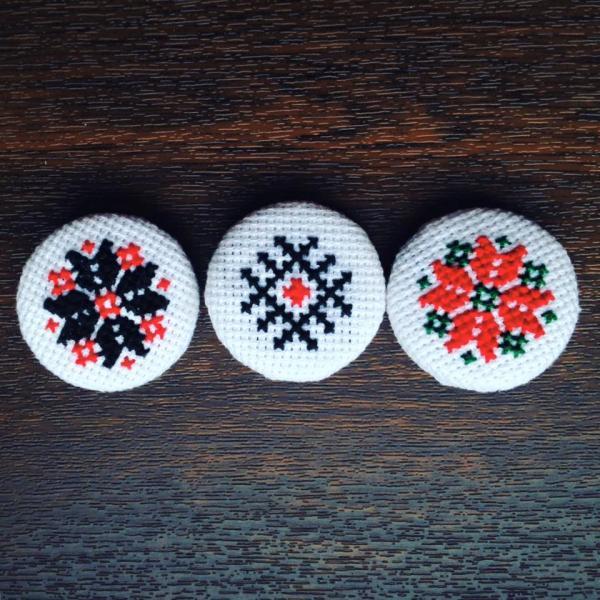 Set trei brose traditionale [0]