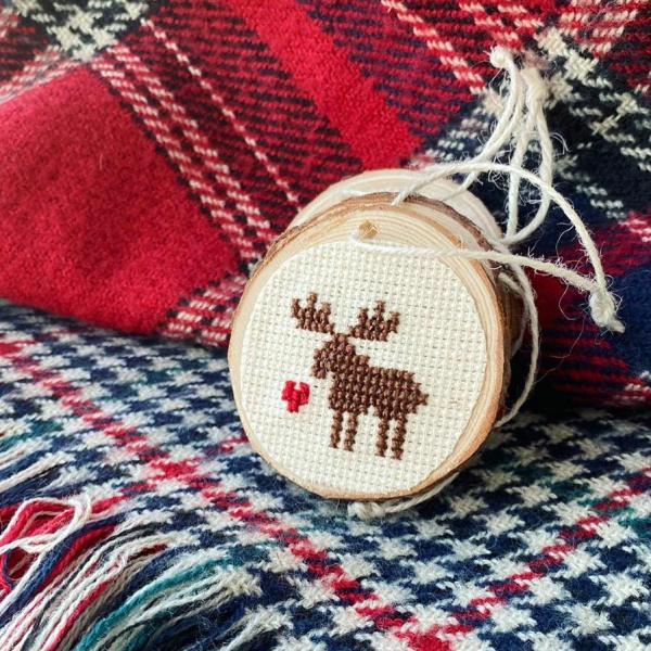 Glob cu Rudolf 0