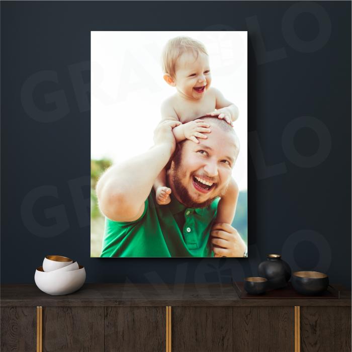 Tablou canvas personalizat, 85x55 cm (vertical) [0]