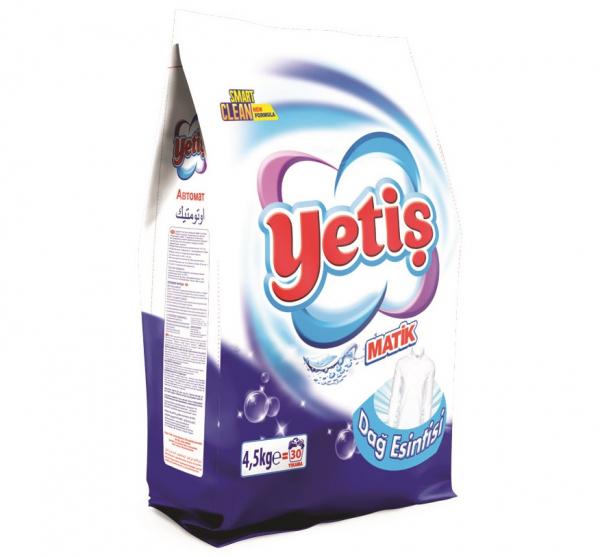 Detergent automat Yetis White 4.5Kg [0]