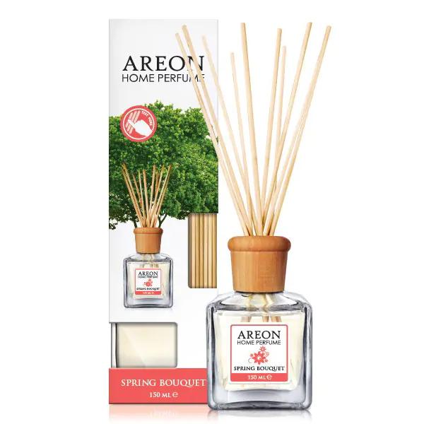 Odorizant cu betisoare Areon Home Perfume Spring Bouquet, 150ml [0]