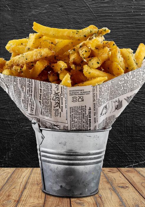 Cartofi crunch cu parmezan 0