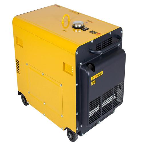 Generator insonorizat Kipor KDE 6700 TA 2