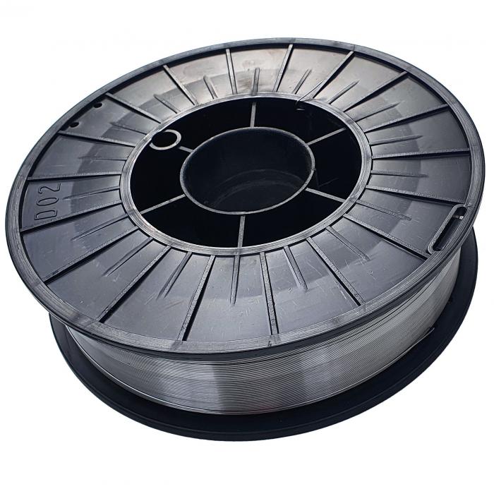 Aparat de sudura Almaz MIG 285, diametru electrod 1.6 - 3.2 mm cu sarma flux 0.8 mm, rola 5 kg 2