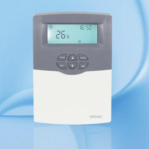 SR 609 - regulator pentru sisteme solare presurizate SONTEC 0