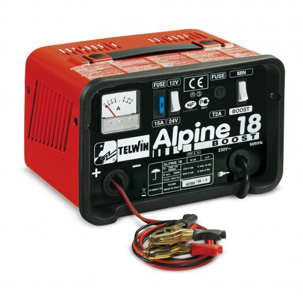Alpine 18 Boost - Redresor auto Telwin [0]