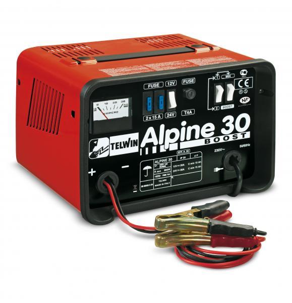Alpine 30 Boost - Redresor auto Telwin [0]