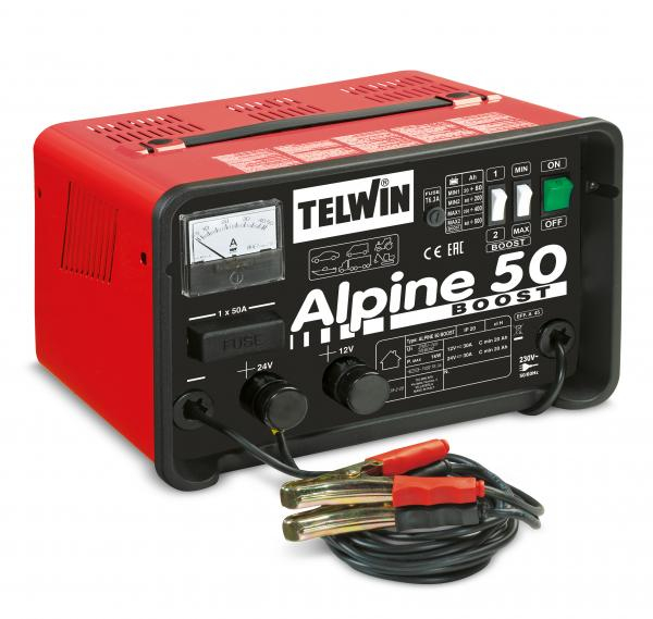 ALPINE 50 BOOST - Redresor auto Telwin 0