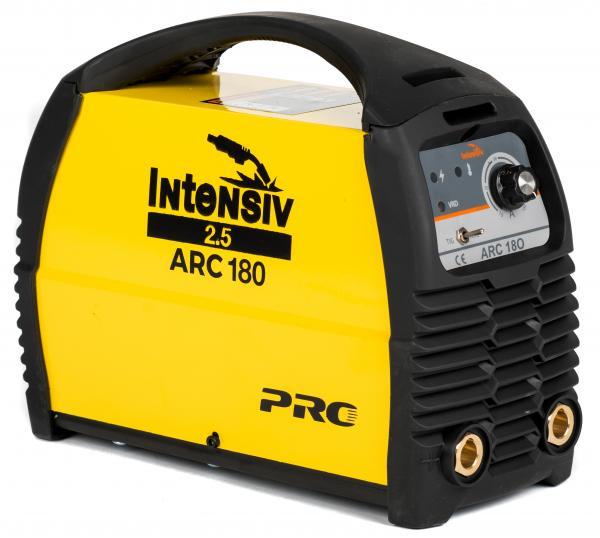 ARC 180 VRD - Aparat de sudura invertor Intensiv 0