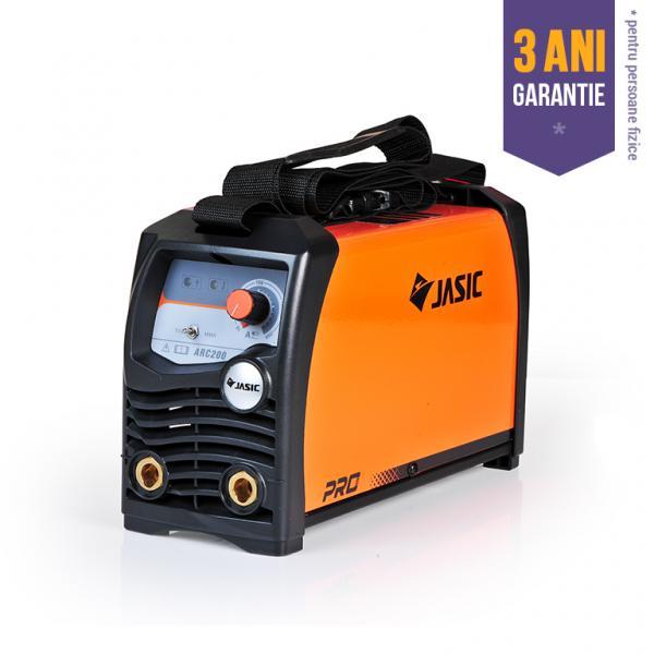 ARC 200 PRO (Z209) - Aparat de sudura invertor Jasic ARC 200 0