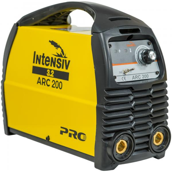 ARC 200 VRD - Aparat de sudura invertor Intensiv 0