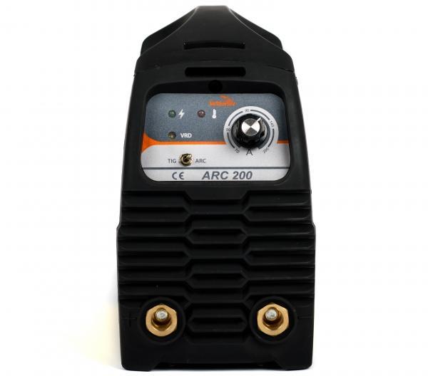 ARC 200 VRD - Aparat de sudura invertor Intensiv 1