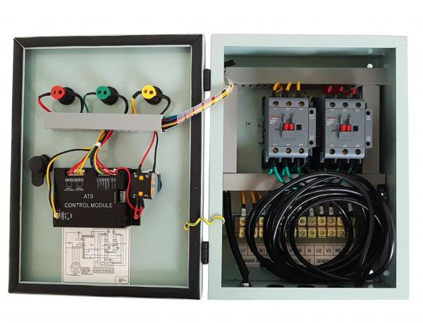 Automatizare trifazata Stager YPN40032F12 0