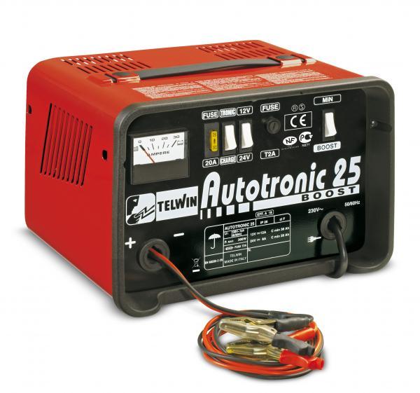 Autotronic 25 Boost - REDRESOR AUTO TELWIN [0]