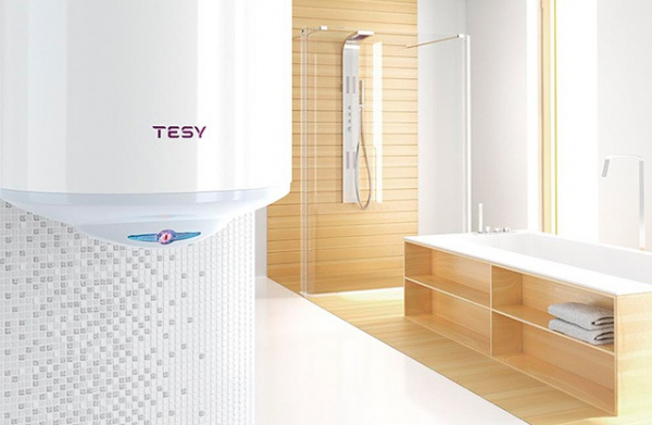 Boiler termo-electric cu o serpentina extinsa Tesy BiLight 120 litri GCV9S 120 44 20 B11 TSRCP 1