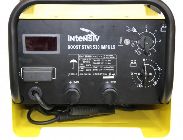 BOOST STAR 530 - Robot si redresor auto GIANT 3