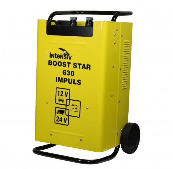 BOOST STAR 630 IMPULS - Robot si redresor auto INTENSIV 0