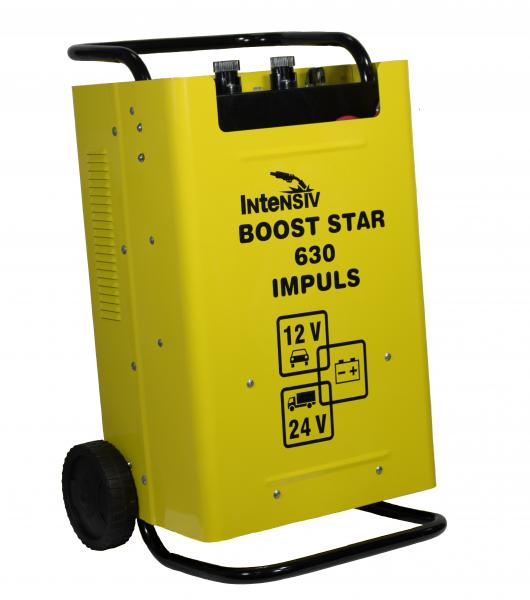BOOST STAR 630 IMPULS - Robot si redresor auto INTENSIV 1