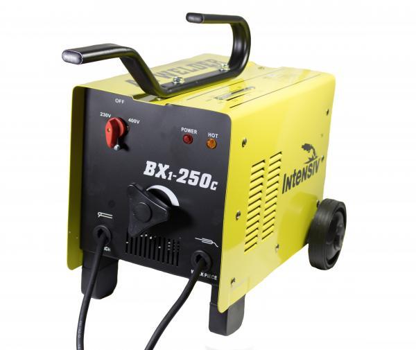 BX1 250C - Transformator sudura INTENSIV 3