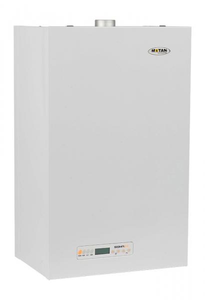 Centrala termica conventionala Motan Kplus 24 24 kw, functionare pe GPL, kit evacuare inclus, hidrobloc din bronz 2