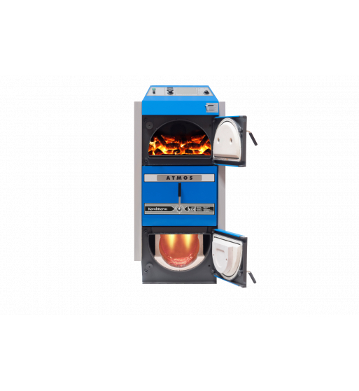 CAZAN PE COMBUSTIBIL SOLID ATMOS C25ST 3