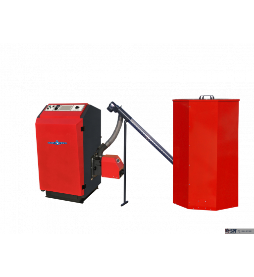 CAZAN PE COMBUSTIBIL SOLID ATMOS D31P 1