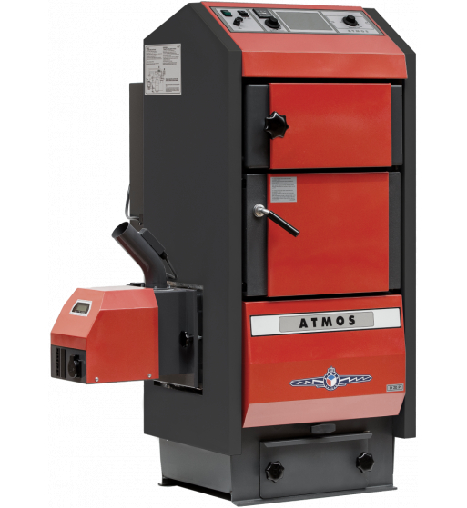 CAZAN PE COMBUSTIBIL SOLID ATMOS D50P 0