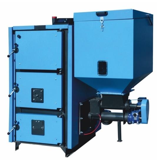 Centrala termica pe peleti Thermostal MCL BIO 150 - 174 kW 0