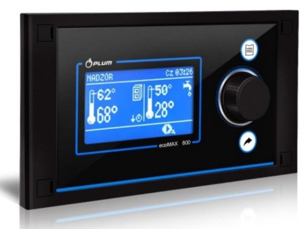 Centrala termica pe peleti Thermostal MCL BIO 300 - 349 kW 1
