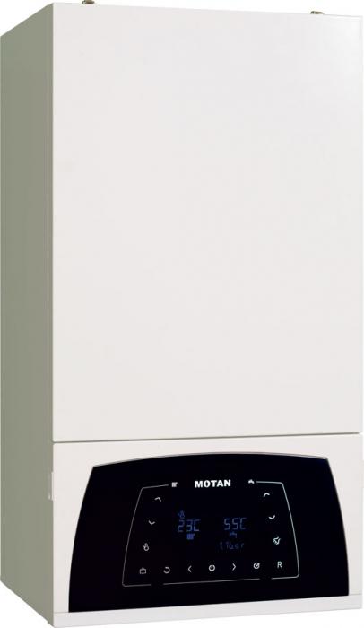 Centrala termica in condensare Motan Condens 100 - 25 kw C38GC25V1, kit evacuare  inclus, model 2021 [3]