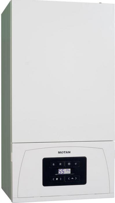 Centrala termica Motan Condens 050 24 kW, C34GV24-PV2, kit evacuare inclus si kit instalare [1]