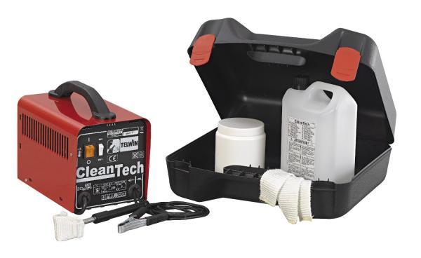 CLEANTECH 100 - Aparat pentru curatarea sudurii inoxului TELWIN 0