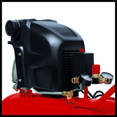 Compresor Einhell TE-AC 270/50/10 V, 1800 W, cu ulei, 50 litri, 270 l/min, 10 bar, monofazat [4]