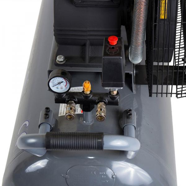 Compresor Stager HM-V-0.6/200 200L 8bar 2