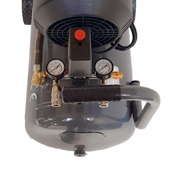 Compresor Stager HM3050V, 50L, 356l/min 2