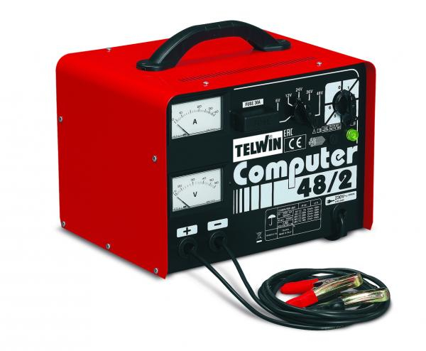 COMPUTER 48/2 - Redresor auto TELWIN 0