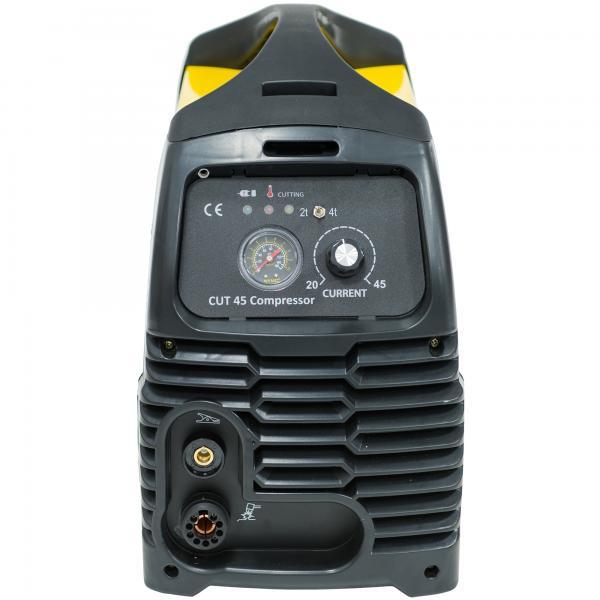 CUT 45 KOMPRESSOR - Aparat taiere cu plasma Intensiv cu compresor incorporat 2