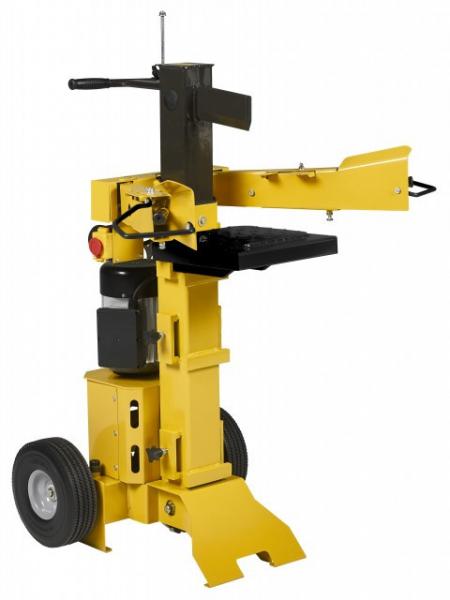 Despicator busteni Texas Power split 830V, 8 tone, 3.5kW, vertical, electric trifazat [0]