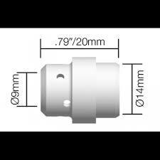 Difuzor gaz ceramic pistolet M24 1
