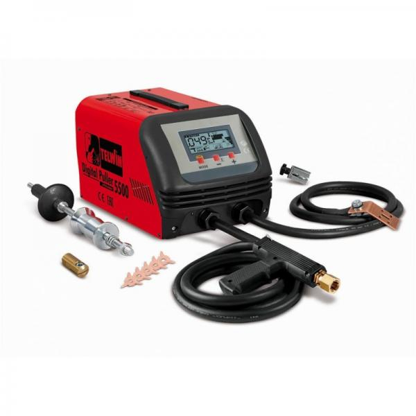Digital Puller 5500 230V - Aparat de sudura in puncte TELWIN [0]