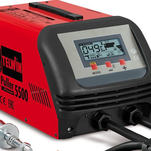 Digital Puller 5500 230V - Aparat de sudura in puncte TELWIN [1]