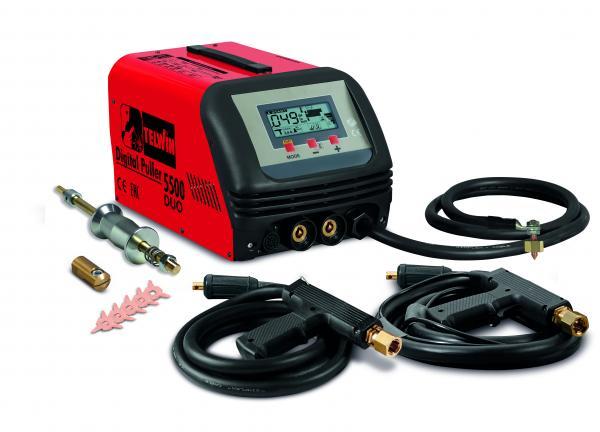 Digital Puller 5500 DUO - Aparat de sudura in puncte/ tinichigerie TELWIN 0