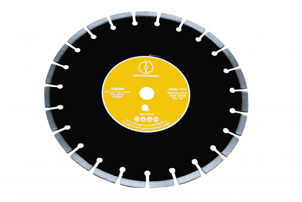 Disc diamantat Tudee 450X25.4mm debitare asfalt 0