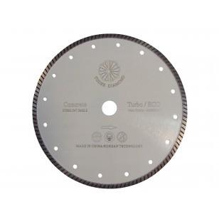 Disc diamantat Tudee turbo beton armat 180x2x7.5x22.2 PREMIUM - HMC10707 0