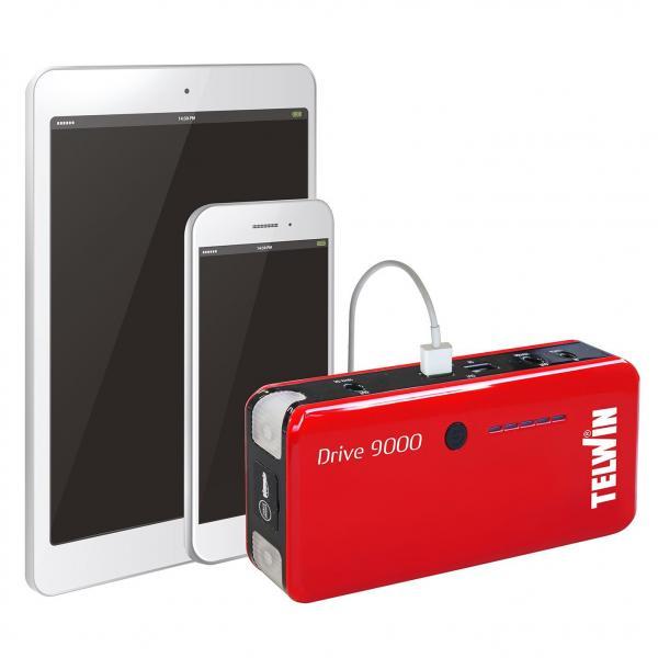 Dispozitiv pornire DRIVE 9000 Telwin 1