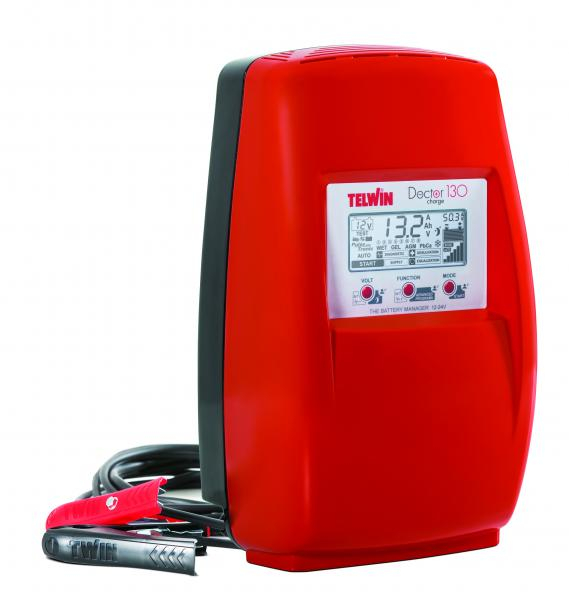 DOCTOR CHARGE 130 - Redresor auto TELWIN (cod nou: 807599) 0