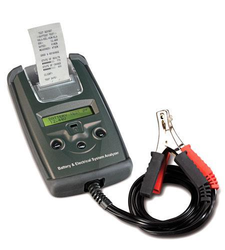 DTP800 - Tester baterie cu imprimanta Telwin 2
