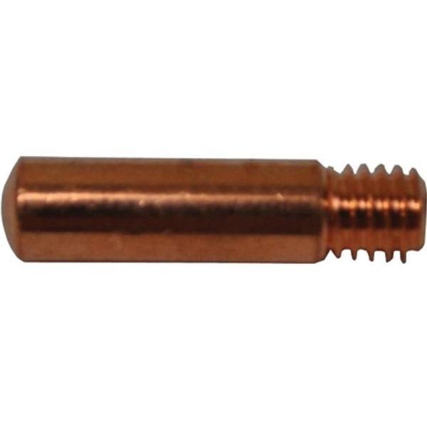 Duza de contact sarma de aluminiu 0.8 mm, M6x25 mm 0