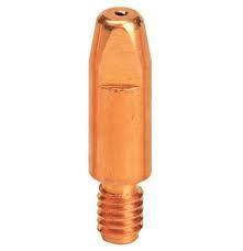 Duza de contact sarma de aluminiu 0.8 mm, M6x28 mm [0]
