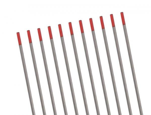 Electrozi wolfram WT20 (rosu) d=2.0 mm 1